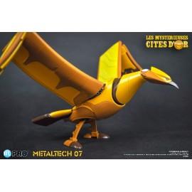 Les Mystérieuses Cités d'Or - Le Golden Condor Metaltech 07