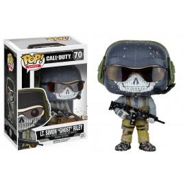 Figurine Call of Duty - Lt. Simon Ghost Riley Pop 10cm