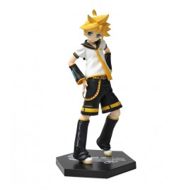 Figurine Hatsune Miku Project Diva - Len Sega Prize 20cm