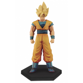 Figurine Dragon Ball Z - Son Gokou Super Saiyan DXF Chozoushu 17cm