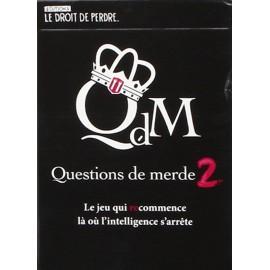 Question merde 2