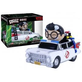 Figurine Ghostbusters - Ecto-1 with Spengler Ridez Dorbz 14cm