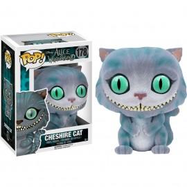 Figurine Alice in Wonderland - Cheshire Cat Flocked Pop 10cm
