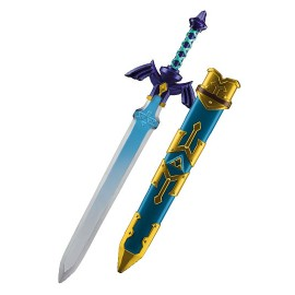 Réplique Legend of Zelda Skyward - Epée Plastique Link´s Master Sword 66 cm