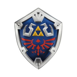 Réplique Legend of Zelda Skyward Sword - Bouclier plastique Link´s Hylian Shield 48 cm