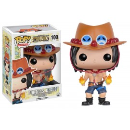 Figurine One Piece - Portgas D.Ace Pop 10cm