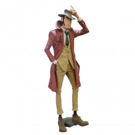 Figurine Lupin the Third - Inspector Zenigata Master Stars Piece 26cm