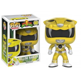 FiPower Rangers - Yellow Ranger - Pop 10 cm