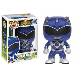 Figurine Power Rangers - Blue Ranger - Pop 10 cm