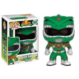 Figurine Power Rangers - Green Ranger - Pop 10 cm