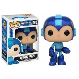 Figurine MegaMan - Mega Man - Pop 10 cm