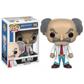 Figurine MegaMan - Dr. Wily - Pop 10 cm