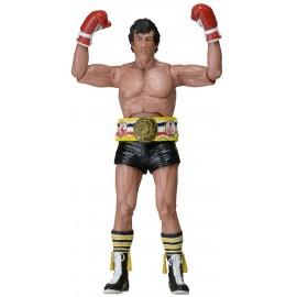 Figurine Rocky III - Rocky Balboa black trunks 40th Anniversary 18cm