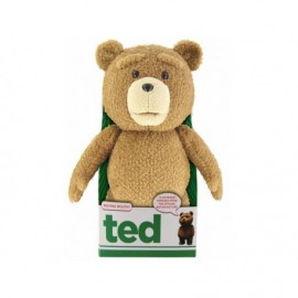 Peluche - Ted - Sonore 40cm Uncensored