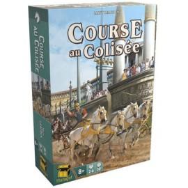 Course au Colisée - Le jeu