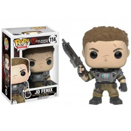 Figurine Gears of War - JD Fenix Armored Pop 10cm