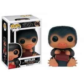 Figurine Fantastic Beasts - Niffler With Red Coin Purse Exclusive Pop 10cm