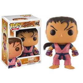 Figurine Street Fighter - Dan Pop 10cm