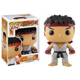 Figurine Street Fighter - Ryu Pop 10cm