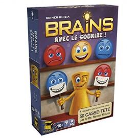 Brains - Avec le sourire - Version française
