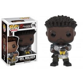 Figurine Gears of War - Del Walker Pop 10cm