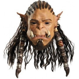 Masque Warcraft - Durotan en latex Deluxe