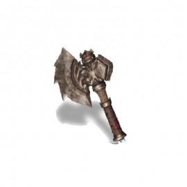 Réplique Warcraft - Hache de Durotan PVC Souple