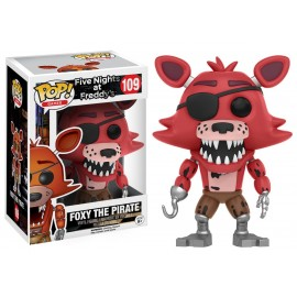 Figurine Five Nights at Freddy's - Foxy The Private Pop 10cm