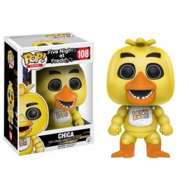 Figurine Five Nights at Freddy's - Chica Pop 10cm