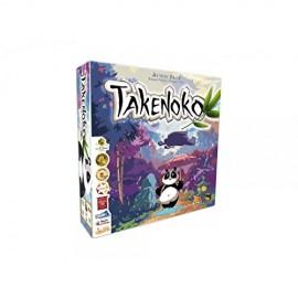 Takenoko - Le jeu - Version française