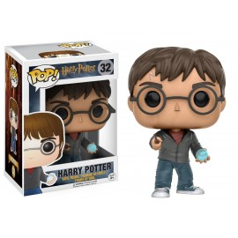 Figurine Harry Potter - Harry Potter with Prophecy Exclusive Pop 10cm