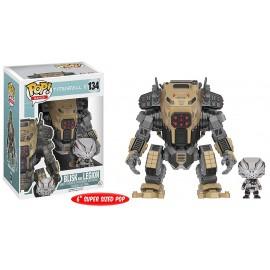 Figurine Titanfall 2 - Blisk and Legion Oversized Pop 15cm