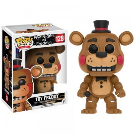 Figurine Five Nights at Freddy's - Toy Freddy Exclusive Pop 10cm