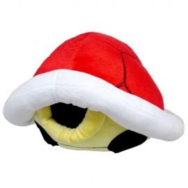 Peluche Nintendo - Carapace Tortue Rouge 32cm