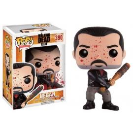 Figurine The Walking Dead - Negan Bloody Exclusive Pop 10cm