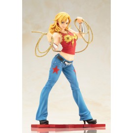 Figurine Dc Comics - Bishoujo Wonder Girl 22cm
