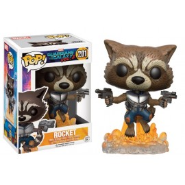 Guardians of the Galaxy Vol. 2 - Rocket Blasting Pop 10cm