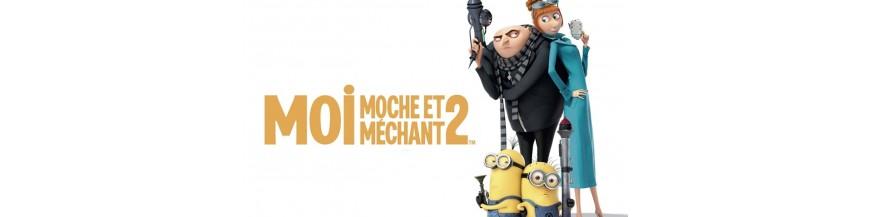 Moi Moche et Méchant / Les Minions